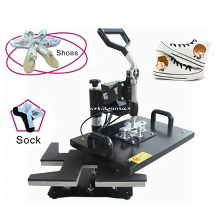 Sublimation Shoes Heat Press Machine/Gloves/Socks Heat Transfer Machine SP29