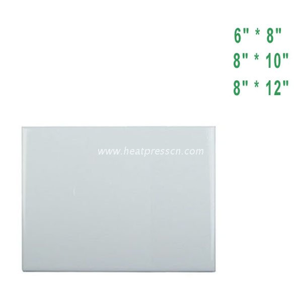 Rectangle Shape Sublimation Coating Tile