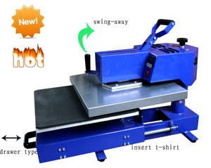 Swing-awy And Drawer Design insert T-shirt Design Heat Press Products H3808
