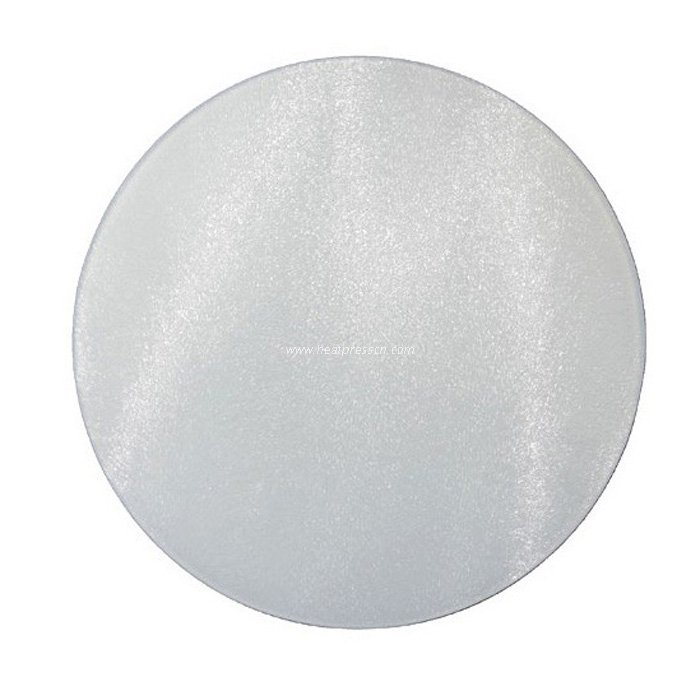 Round Sublimation Glass Board