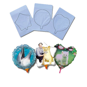 A3 Size Round Photo Balloon