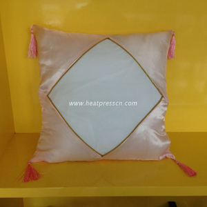 Sublimation Pillowcase with Tassel PL22