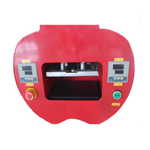 Rosin Press Apple Shape Design Pneumatic High Pressure Low Cost Heat Rosin Press Machine AP360