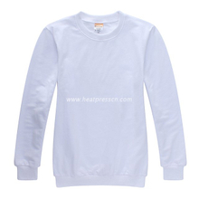 Combed Cotton Round Collar Sweater(Men/Women)