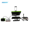 AIDARY Multi-Functional Auto Open High Quality Tshirt/cap/pen Heat Transfer Machine