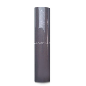 Derkgray Matt PVC Film for Heat Transfer A11