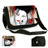 Horizontal Big Size Sublimation Shoulder Bag