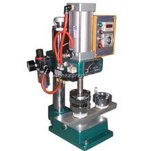 Pneumatic Badge Making Machine