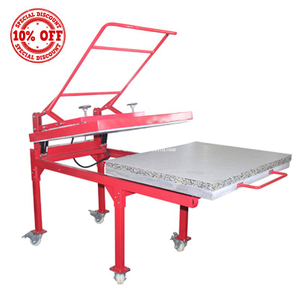 Manul Large Format Easy To Adjust Pressure Drawer Design More Convenient for Tshirt Printing BF01