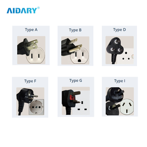 Plug And Socket for AIDARY Heat Press Transfer Machine