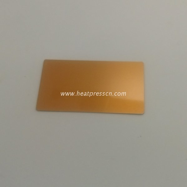 0.22mm Sublimaiton Business Card