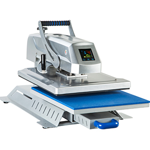 Manual Type Swing Away Luxury Heat Press Machine