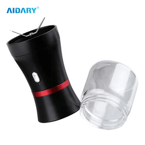 AIDARY 1100mAh Herb Grinder Smoking Accessory Tobacco Dry Flowers Tea Electric Herb Grinder