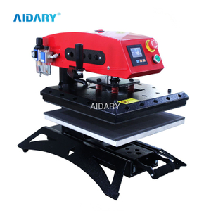Swing-away Design Pneumatic Tshirt Heat Press Machine B1