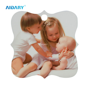 AIDARY Sublimation MDF Pendant