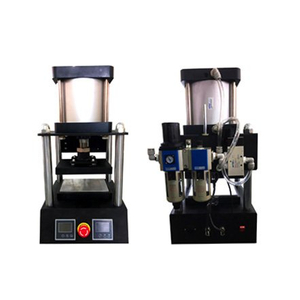New Arrival Rosin Tech Pneumatic Dual Heating Rosin Press D1520-6