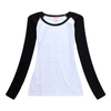 Combed Cotton Raglan T-Shirt (women)