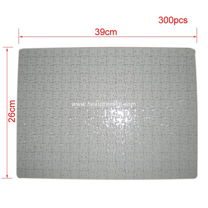 Sublimation Puzzle at 26*39CM P27