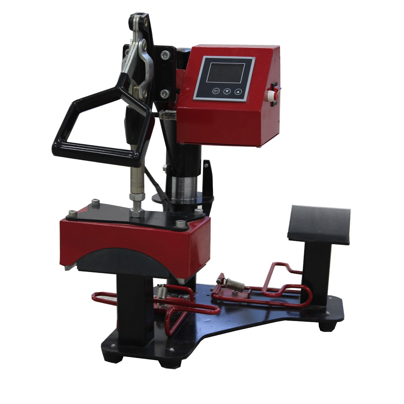 Factory Price Two Base LCD Controller Cap Press Machine C815S