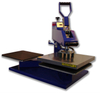 Swing Away with Double Working Tables Even And Large Pressure Heat Press Machine H3805D