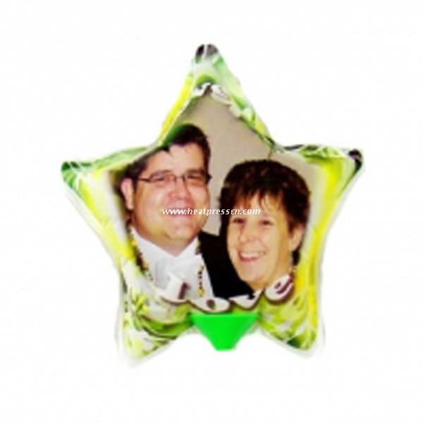 A3 Size Star Photo Balloon