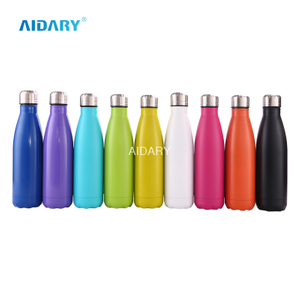 AIDARY Double layers Coke Bottle With Colorful