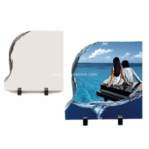 Left Open Sublimation Photo Slate