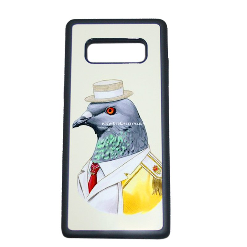 Samsung Note8 Sublimation Phone Case Heat Transfer Phone Case