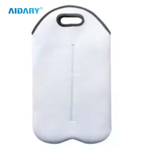 Sublimation Neoprene Wine Bottle Insulator