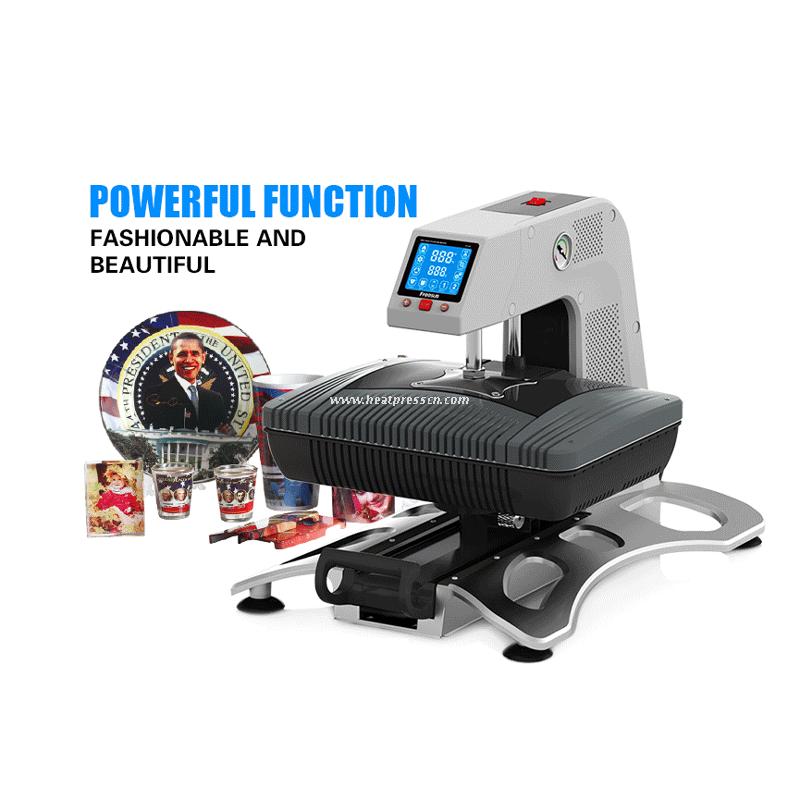 A3 Size Vacuum Heat Press HT420