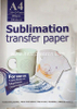 Cloth Sublimation Paper A4 Size