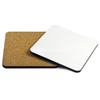 Square Sublimation Soft Wood Mug Pad
