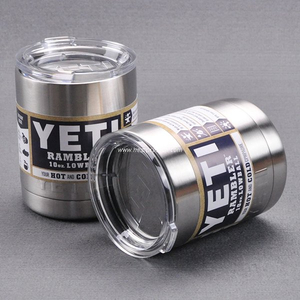 10oz Yeti Stainless Steel Cup For Sublimation