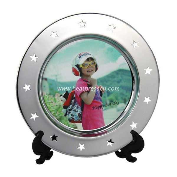 "6"" Metal Plate for sublimation"