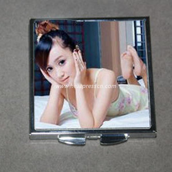 Sublimation Metal Dressing Mirror