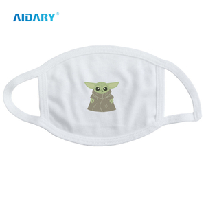 Sublimation Personalized Mouth Face Mask Sleep Mask Eye Mask