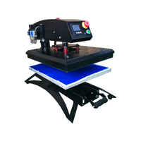 pneumatic Swing Away Heat Press